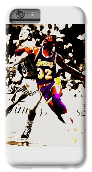 The Rebound IPhone 6 Plus Case by Brian Reaves