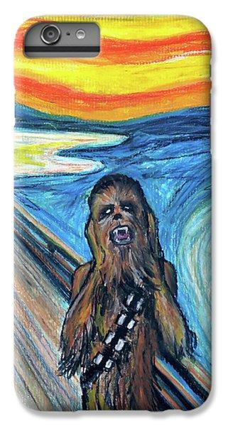 Han Solo iPhone 6 Plus Case - The Roar by Tom Carlton