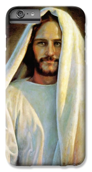 Christ iPhone 6 Plus Case - The Savior by Greg Olsen