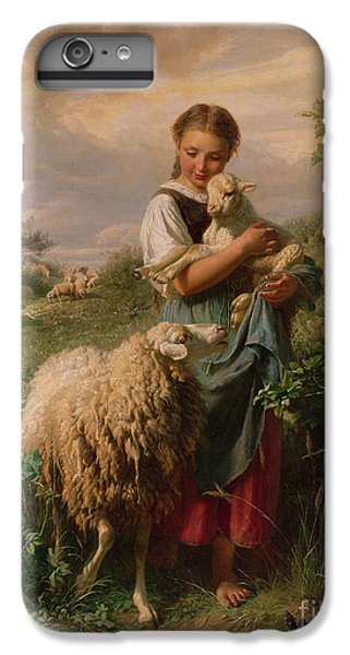 The Shepherdess IPhone 6 Plus Case