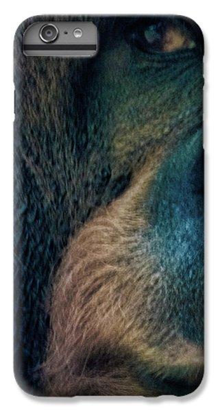 The Shy Orangutan IPhone 6 Plus Case
