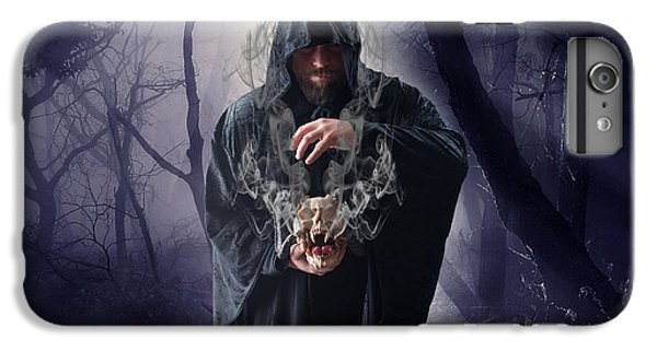 Wizard iPhone 6 Plus Case - The Sounds Of Silence by Smart Aviation
