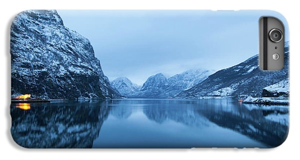 The Stillness Of The Sea IPhone 6 Plus Case by David Chandler