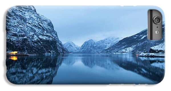 IPhone 6 Plus Case featuring the photograph The Stillness Of The Sea by David Chandler