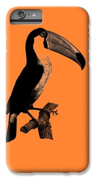 Toucan iPhone 6 Plus Case - The Toucan by Mark Rogan