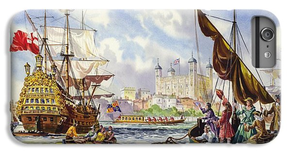 The Tower Of London In The Late 17th Century  IPhone 6 Plus Case