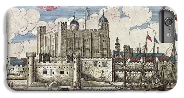 The Tower Of London Seen From The River Thames IPhone 6 Plus Case