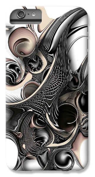 The Unfolding Purity IPhone 6 Plus Case