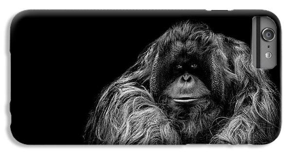The Vigilante IPhone 6 Plus Case by Paul Neville
