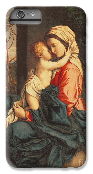 The Virgin And Child Embracing IPhone 6 Plus Case