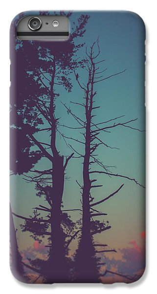 Vulture iPhone 6 Plus Case - The Vulture by Shane Holsclaw