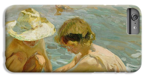 The Wounded Foot IPhone 6 Plus Case by Joaquin Sorolla y Bastida