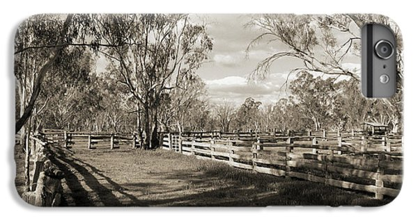 IPhone 6 Plus Case featuring the photograph The Yards by Linda Lees