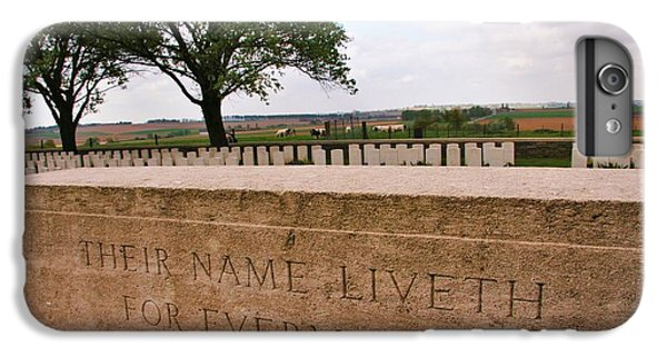 Their Name Liveth For Evermore IPhone 6 Plus Case