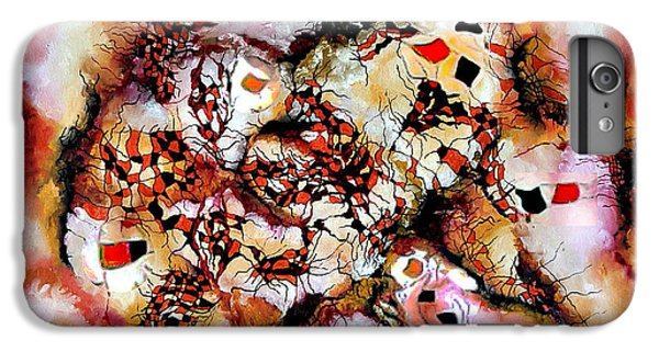 iPhone 6 Plus Case - Theme From Aesthetic Fire by Carmen Fine Art