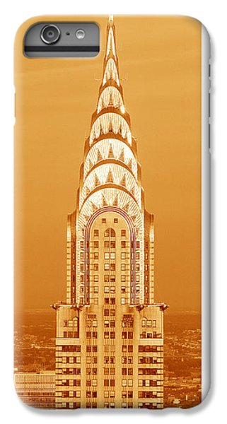 Chrysler Building At Sunset IPhone 6 Plus Case