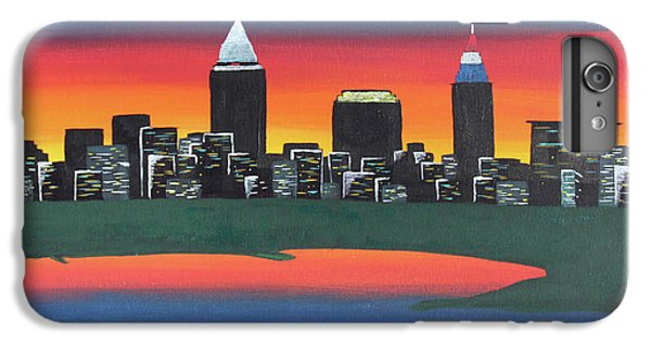 This Is Cle IPhone 6 Plus Case by Cyrionna The Cyerial Artist