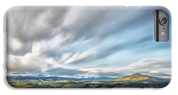 iPhone 6 Plus Case - This Photograph Was Taken At A Meadow by Jon Glaser