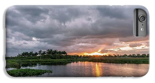 iPhone 6 Plus Case - This Photograph Was Taken In The by Jon Glaser