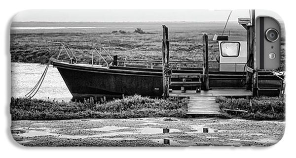 Thornham Harbour, North Norfolk IPhone 6 Plus Case