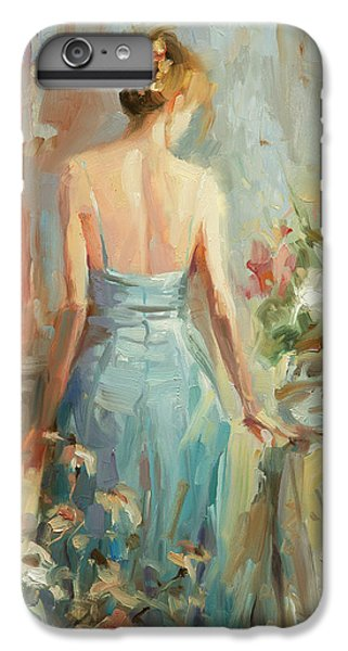 Impressionism iPhone 6 Plus Case - Thoughtful by Steve Henderson