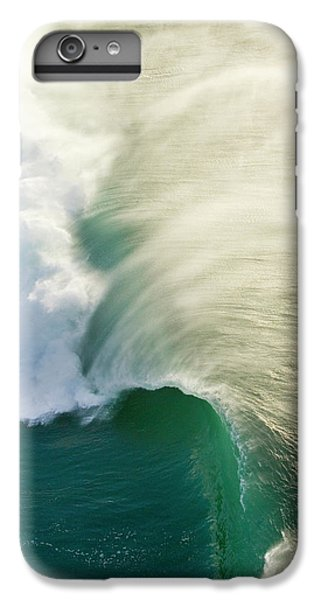 Helicopter iPhone 6 Plus Case - Thunder Curl by Sean Davey