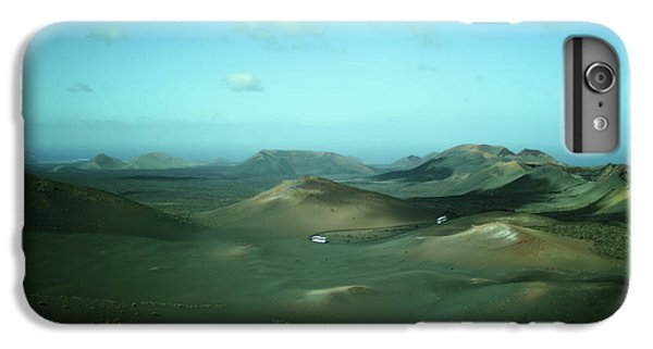Canary iPhone 6 Plus Case - Timanfaya - Lanzarote by Cambion Art
