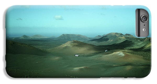 Timanfaya - Lanzarote IPhone 6 Plus Case by Cambion Art
