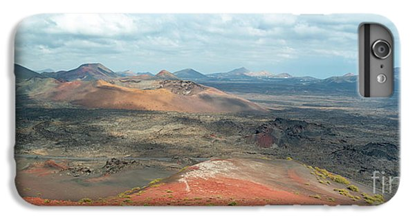 Canary iPhone 6 Plus Case - Timanfaya Panorama by Delphimages Photo Creations