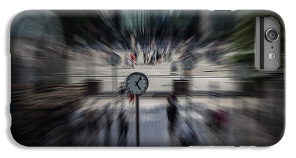 Time Traveller IPhone 6 Plus Case by Martin Newman