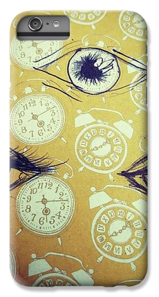 Time Waits For No Man, And Tomorrow Is IPhone 6 Plus Case