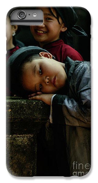 Tired Actor IPhone 6 Plus Case by Werner Padarin