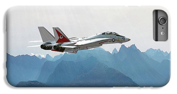Tomcats Come To The East Coast IPhone 6 Plus Case by Dorian Dogaru