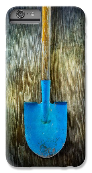 Garden iPhone 6 Plus Case - Tools On Wood 23 by Yo Pedro