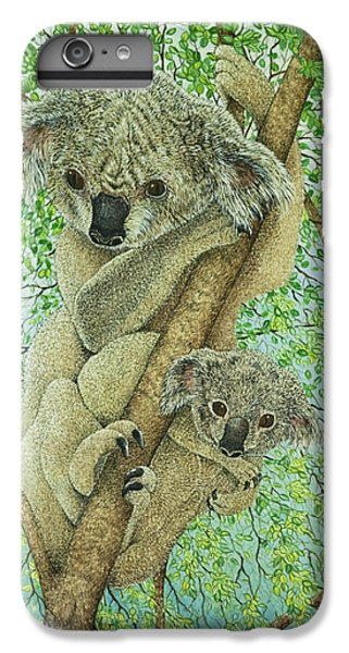 Top Of The Tree IPhone 6 Plus Case by Pat Scott