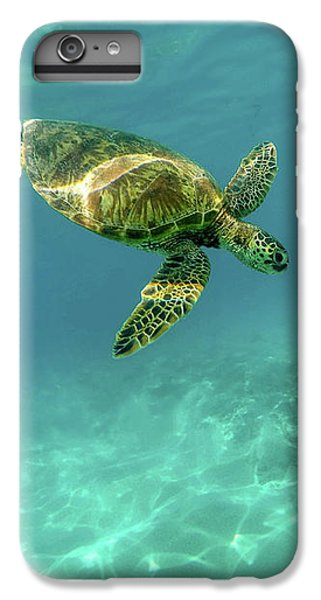 Tortoise IPhone 6 Plus Case by Happy Home Artistry