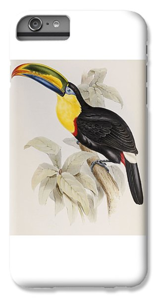 Toucan iPhone 6 Plus Case - Toucan by John Gould