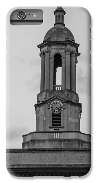 Penn State University iPhone 6 Plus Case - Tower At Old Main Penn State by John McGraw