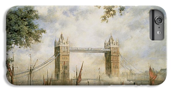 Tower Of London iPhone 6 Plus Case - Tower Bridge - From The Tower Of London by Richard Willis