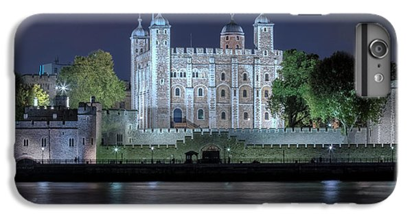 Tower Of London IPhone 6 Plus Case by Joana Kruse