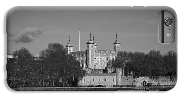 Tower Of London Riverside IPhone 6 Plus Case by Gary Eason