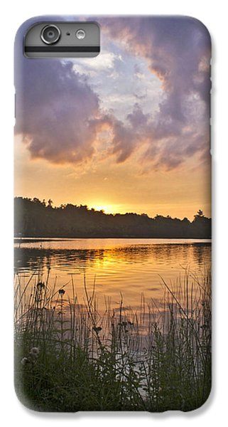 Tranquil Sunset On The Lake IPhone 6 Plus Case by Gary Eason
