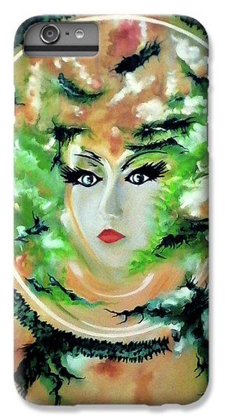 iPhone 6 Plus Case - Transfigured Illumination by Carmen Fine Art