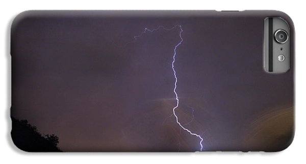 IPhone 6 Plus Case featuring the photograph It's A Hit Transformer Lightning Strike by James BO Insogna