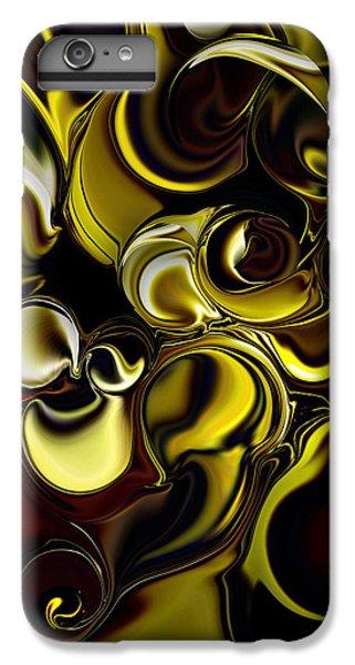 iPhone 6 Plus Case - Transparent Dimension by Carmen Fine Art