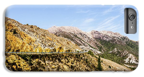 Nature Trail iPhone 6 Plus Case - Travelling Rugged Alps by Jorgo Photography - Wall Art Gallery