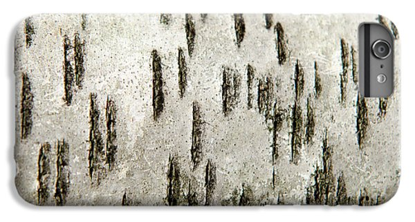 IPhone 6 Plus Case featuring the photograph Tree Bark Abstract by Christina Rollo