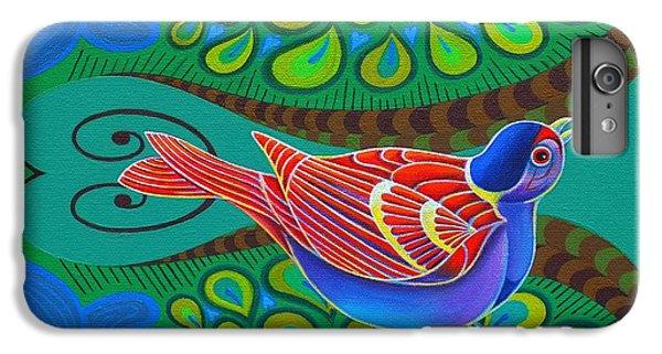Tree Sparrow IPhone 6 Plus Case by Jane Tattersfield