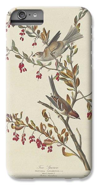 Tree Sparrow IPhone 6 Plus Case