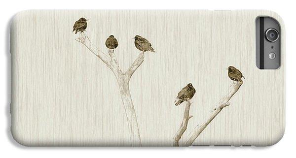 Treetop Starlings IPhone 6 Plus Case